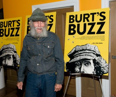"""Burt's Buzz"" New York Screening"